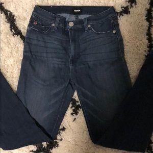 Hudson High Waist Skinny Jeans